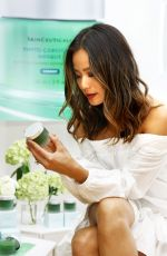 JAMIE CHUNG at SkinCeuticals skincare event in Los Angeles 08/02/2016