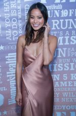 JAMIE CHUNG at Women's Health Magazine Party Under the Stars in New York 08/07/2016