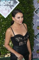 JANEL PARRISH at Teen Choice Awards 2016 in Inglewood 07/31/2016