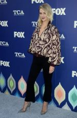 JANUARY JONES at Fox Summer TCA All-star Party in West Hollywood 08/08/2016