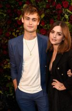 JENNA LOUISE COLEMAN at My Burberry Black Launch Event in London 08/22/2016