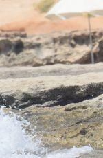 JENNIFER CONNELLY in Bikini at a Beach in Formentera 08/18/2016