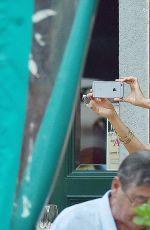 JENNIFER CONNELLY Out in Portofino 08/08/2016