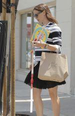 JENNIFER GARNER Out for Lunch in West Hollywood 08/20/2016