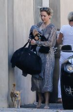 JENNIFER LAWRENCE Out and About in Malibu 08/28/2016