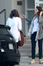 JESSICA BIEL Out in Los Angeles 08/06/2016