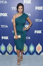 JESSICA LUCAS at Fox Summer TCA All-star Party in West Hollywood 08/08/2016