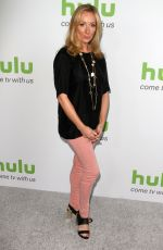 JESSICA POPE at Hulu Press Line at TCA Summer 2016 in Beverly Hills