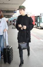 JESSIE J at Los Angeles International Airport 08/12/2016