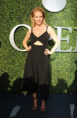 JEWEL KILCHER at 2016 US Open Tennis Championships Opening Day in New York 08/29/2016