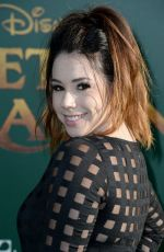 JILLIAN ROSE REED at 'Pete's Dragon Premiere in Hollywood 08/08/2016