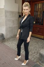 JOANNA KRUPA at New Collection Simple Presentation in Warsaw 08/04/2016