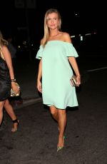 JOANNA KRUPA at Nice Guy in West Hollywood 08/18/2016