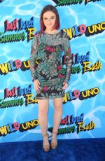 JOEY KING at 4th Annual Just Jared Summer Bash in Beverly Hills 08/13/2016