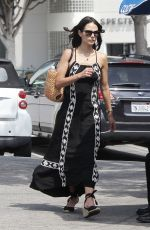 JORDANA BREWSTER Out and About in Los Angeles 07/30/2016