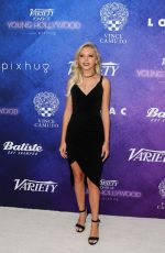 JORDYN JONES at Power of Young Hollywood Party in Los Angeles 08/16/2016