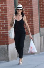 JULIANNA MARGUILES Out and About in New York 08/18/2016