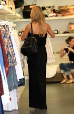 JULIE BENZ Out Shopping in Beverly Hills 08/02/2016