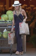 JULIE BENZ Shopping Groceries in Beverly Hills 08/08/2016