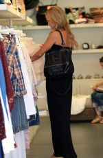 JULIE BENZ Shopping in Beverly Hills 08/02/2016