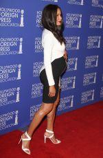 JURNEE SMOLLETT at Hollywood Foreign Press Association's Grants Banquet in Beverly Hills 08/04/2016