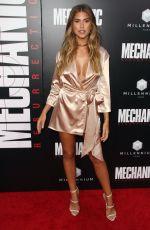 KARA DEL TORO at 'Mechanic: Resurrection' Premiere in Hollywood 08/22/2016