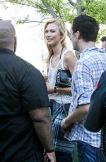 KARLIE KLOSS Out in New York 08/08/2016