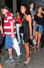 KARREUCHE TRAN Night Out in New York 08/12/2016