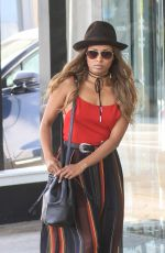 KAT GRAHAM Out and About in Los Ange;es 08/26/2016