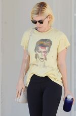 KATA MARA Leaves a Gym in Los Angeles 08/09/2016