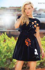 KATE HUDSON in Grazia Magazine, August 2016