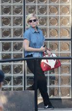 KATE MARA Leaves a Hair Salon in Los Angeles 08/05/2016