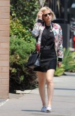 KATE MARA Out and About in Los Angeles 08/25/2016