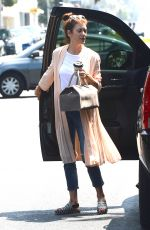 KATE WALSH Out and About in West Hollywood 08/08/2016