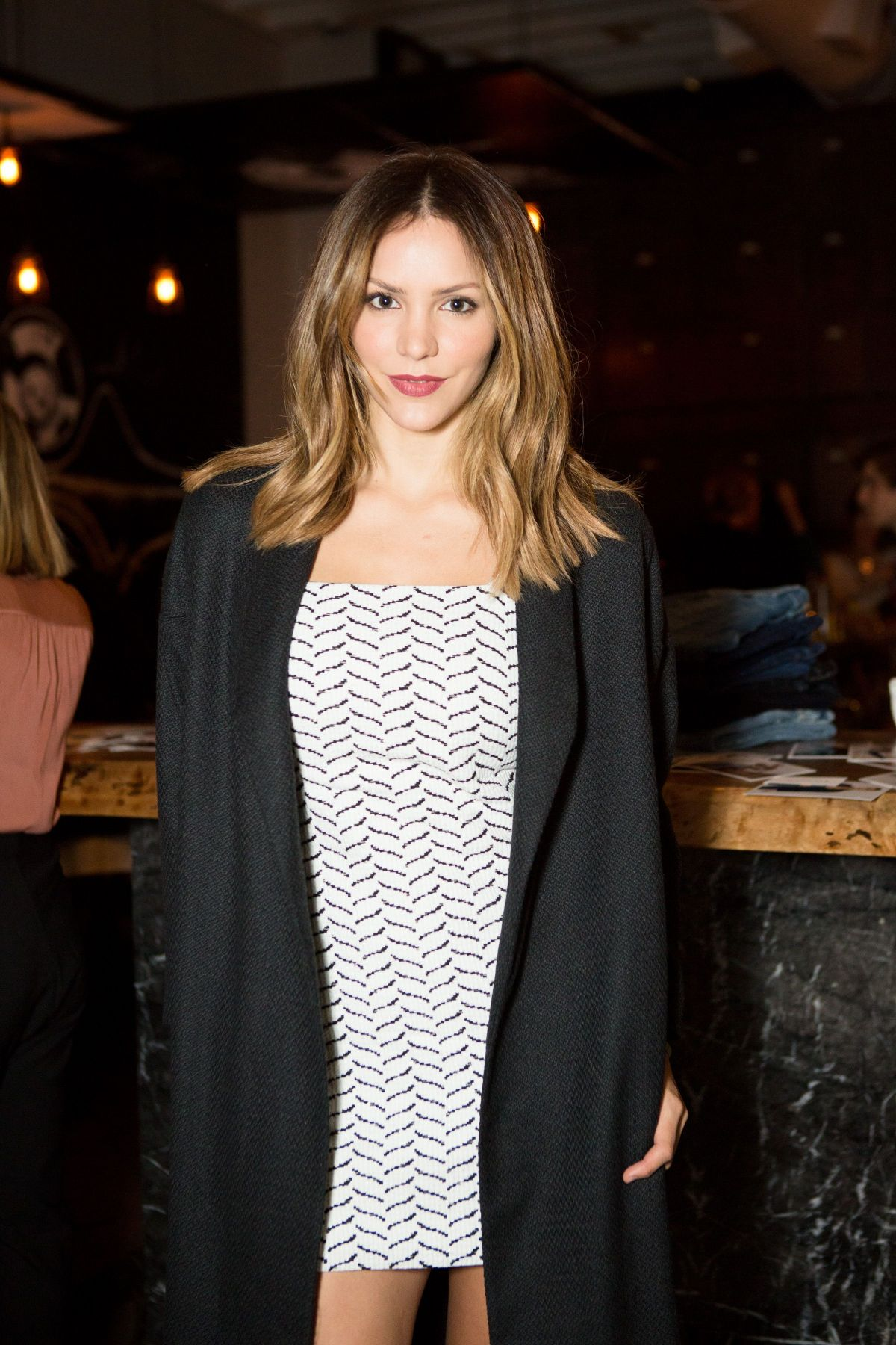 Katharine mcphee at ayr fall collection party in los angeles 08 24