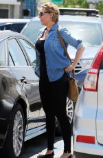 KATHERINE HEIGL Out and About in Los Feliz 08/13/2016