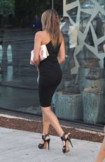 KATIE CLEARY Out and About in Los Angeles 08/02/2016
