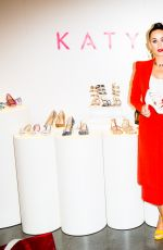 KATY PERRY at Her Shoe Line Launch in Las Vegas 08/15/2016
