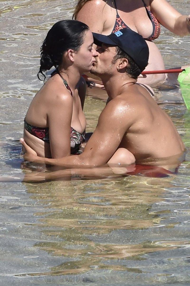 Erotica Katy Perry and Orlando Bloom
