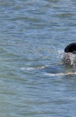 KATY PERRY in Bikini at a Beach in Italy 08/03/2016