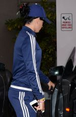 KATY PERRY Leaves a Gym in Los Angeles 08/11/2016