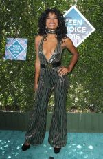 KEKE PALMER at Teen Choice Awards 2016 in Inglewood 07/31/2016