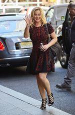 KELLIE PICKLER Arrives at Her Hotel in New York 08/22/2016