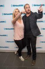 KELLIE PICKLER at SiriusXM Studios in New York 08/23/2016
