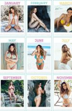 KELLY BROOK - Official 2017 Calendar