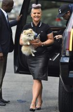 KELLY OSBOURNE Out in New York 08/04/2016