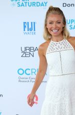 KELLY RIPA at Ovarian Cancer Super Saturday Project in New York 07/30/2016