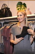 KELLY RUTHERFORD at Triangle Store Pre-opening in Munich 08/03/2016