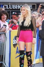 KELSEA BALLERINI Arrives at Good Morning America in New York 08/19/2016
