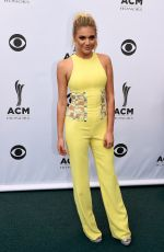 KELSEA BALLERINI at10th Annual ACM Honors at in Nashville 08/30/2016